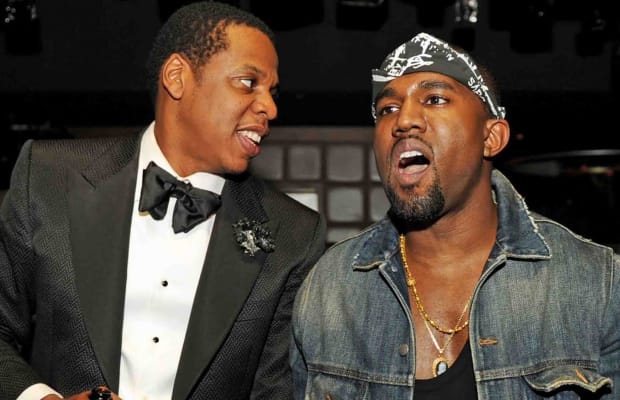 Kanye West is parting ways with Jay-Z's Tidal