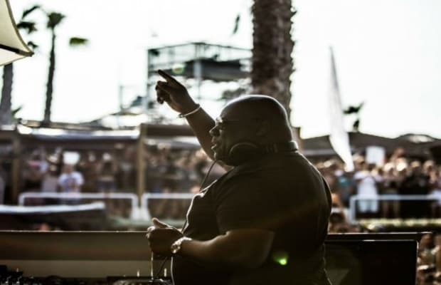 CARL COX TALKS CLEAN LIVING AND HOW HE GETS HIGH OFF MUSIC
