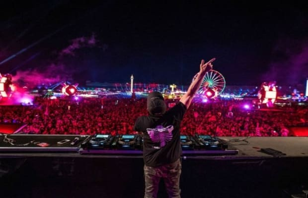 """HEROBUST DROPS A MONSTROUS BASS BOMB WITH """"DEBT 'N EIGHT"""""""