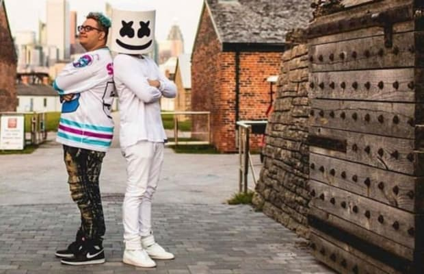 WELCOME THE WEEKEND WITH BRAND NEW MARSHMELLO X SLUSHII [LISTEN]