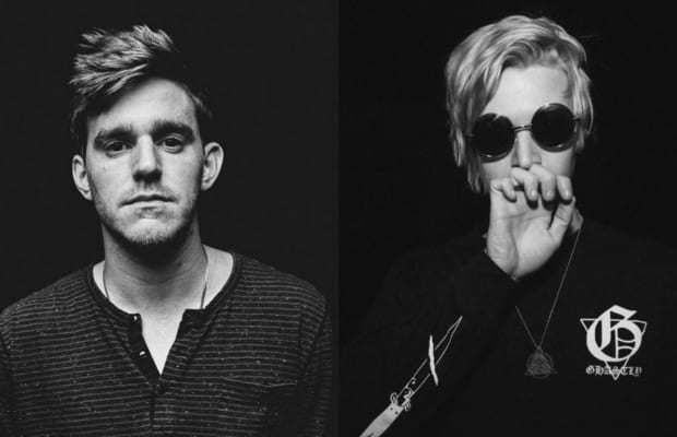 """NGHTMRE & Ghastly Drop Heavy Collaboration """"End of the Night"""""""
