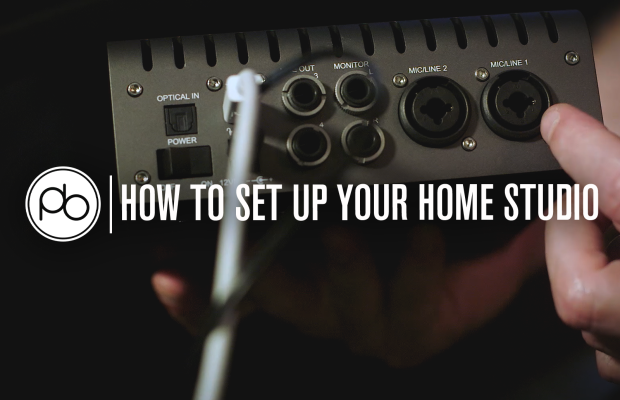Watch Point Blank Music School's Comprehensive Guide to Setting Up Your Home Studio