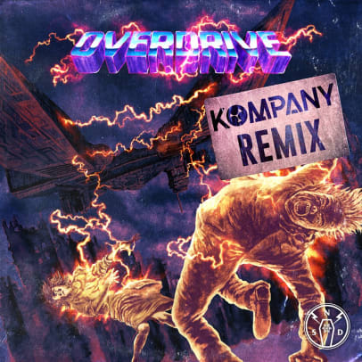 kompany space laces remix