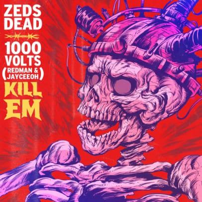 zeds dead 1000 volts