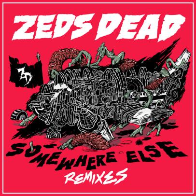 zeds dead somewhere else remix cover