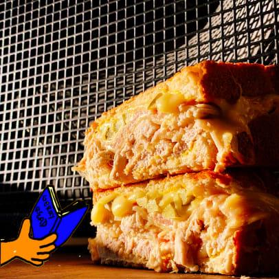 Cuban Sandwich 1