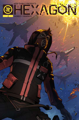 Don_Diablo_Hexagon_Comic_Book_Issue_2_Cover_B