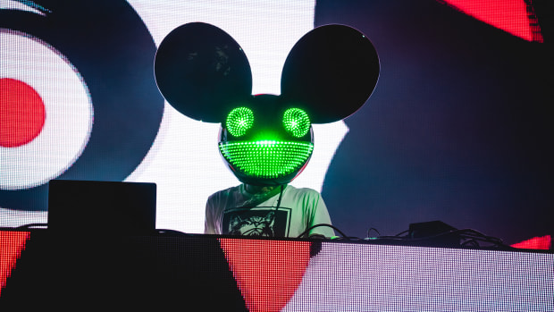 Deadmau5 FVDED In The Park Vancouver 2021