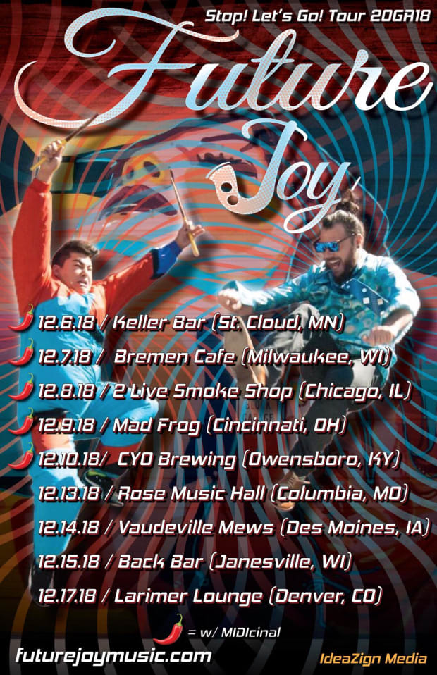 b00fe9d451fbe7 Future Joy to Embark on Stop! Let s Go! Tour 20GR18 in December ...