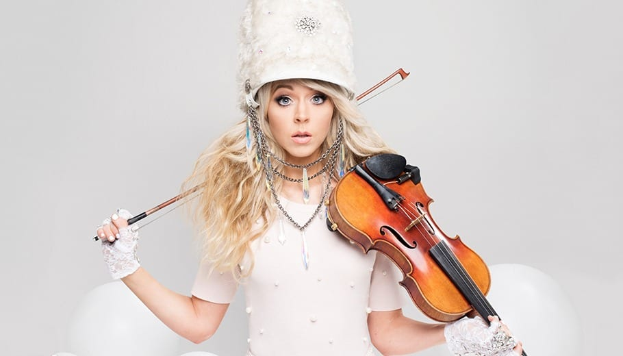 Electronic Violinist Lindsey Stirling Set to Play PBS' Capital Fourth Concert