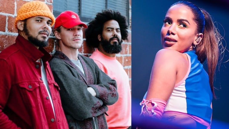 """Major Lazer and Annita Bring the Heat with """"Make It Hot"""""""