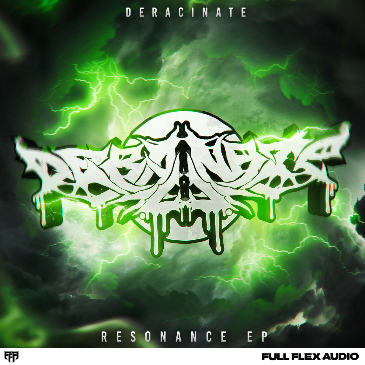 Deracinate Breaks Through with Bass-Heavy Debut Resonance EP
