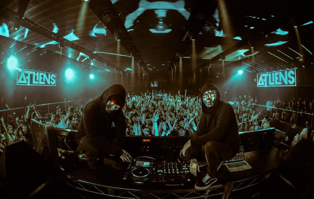 """ATLiens Resume Extra-Terrestrial Bass Invasion with """"Closer"""" via Insomniac's Bassrush Records"""
