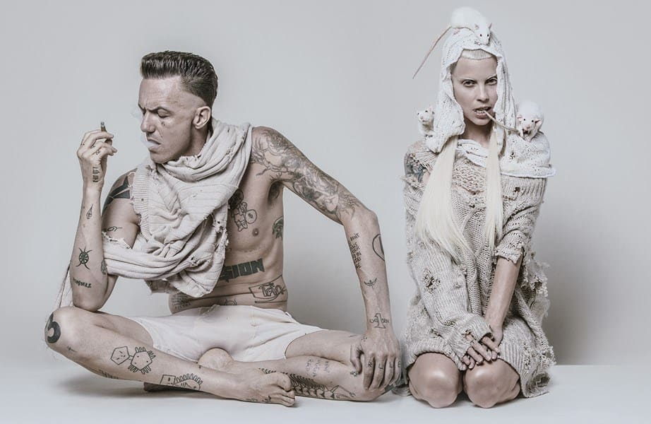 """""""Not a Hate Crime"""": Ninja of Die Antwoord Responds to 2012 Video"""