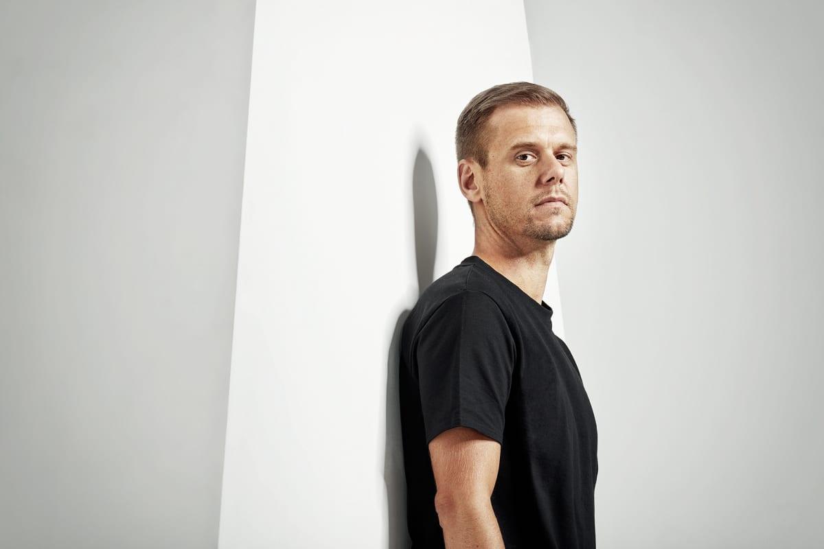 """Armin van Buuren and Garibay Release Pop Dance Hit """"Phone Down"""""""