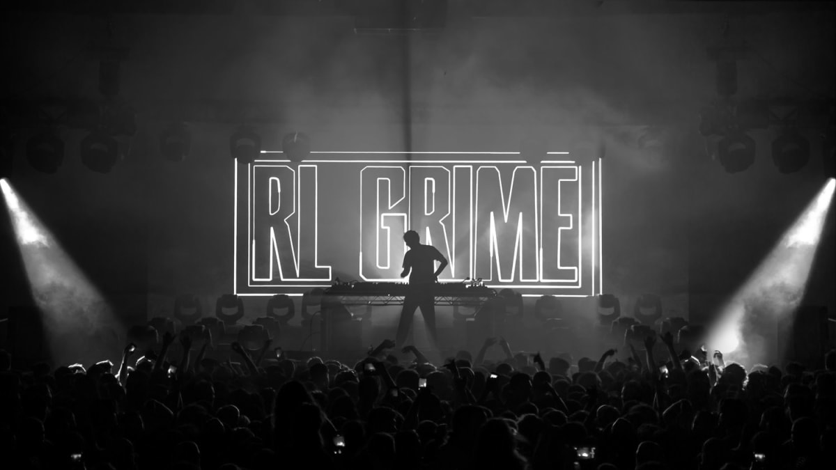 """RL Grime's """"Halloween X"""" Concert Will Be Livestreamed on Moment House"""