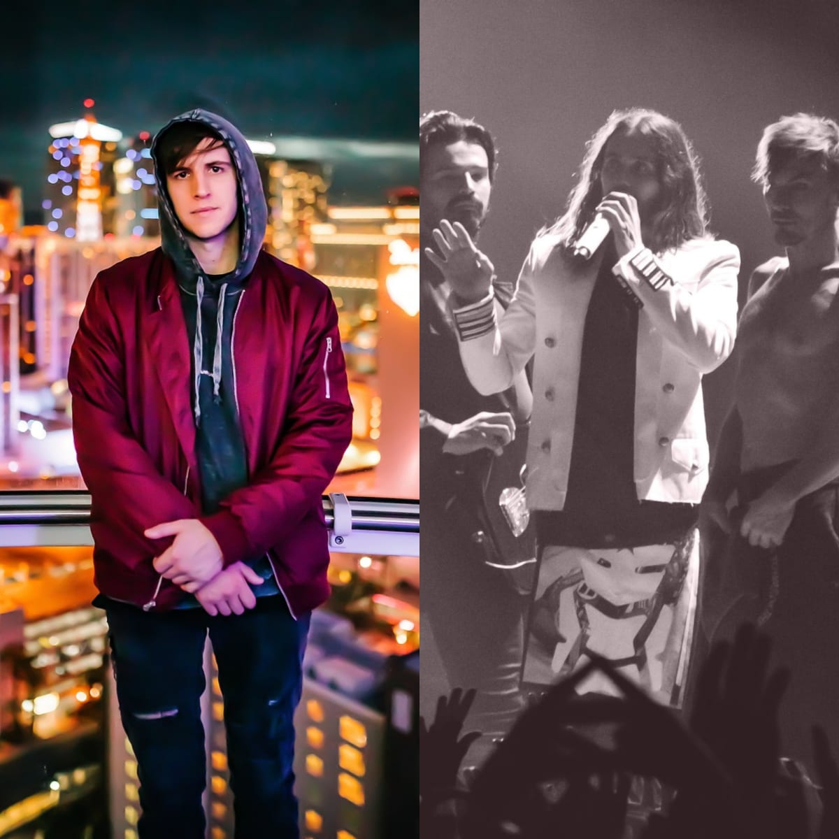 """Listen to ILLENIUM and 30 Seconds To Mars' Highly Anticipated Collab """"Wouldn't Change A Thing"""""""