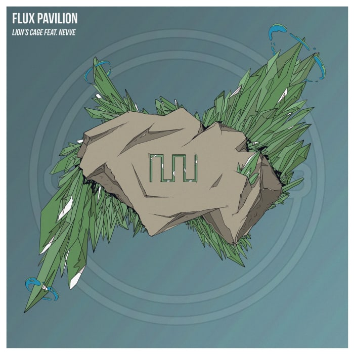 "Bass Legend Flux Pavilion Returns to Circus Records and Enters the ""Lion's Cage"""