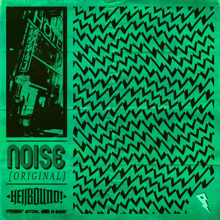"Get Nostalgic to Hellbound!'s '80s and '90s Rave-Inspired ""Noise"" via Proximity"