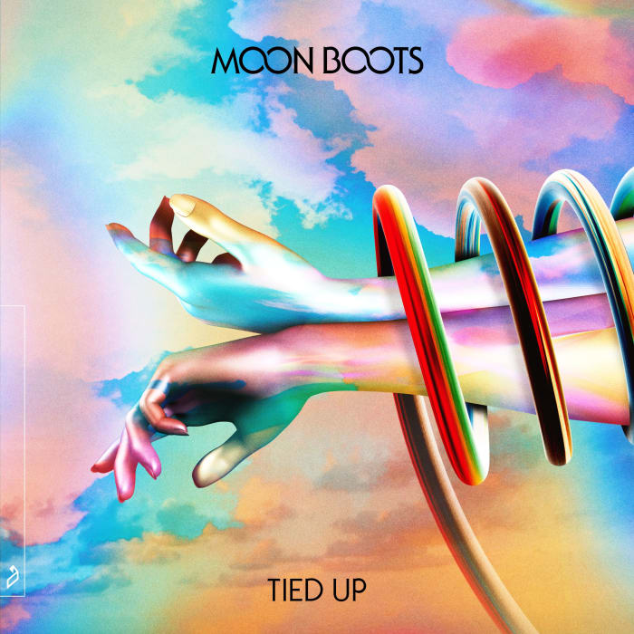 """Moon Boots Releases First Single """"Tied Up"""" off Forthcoming Sophomore Album"""