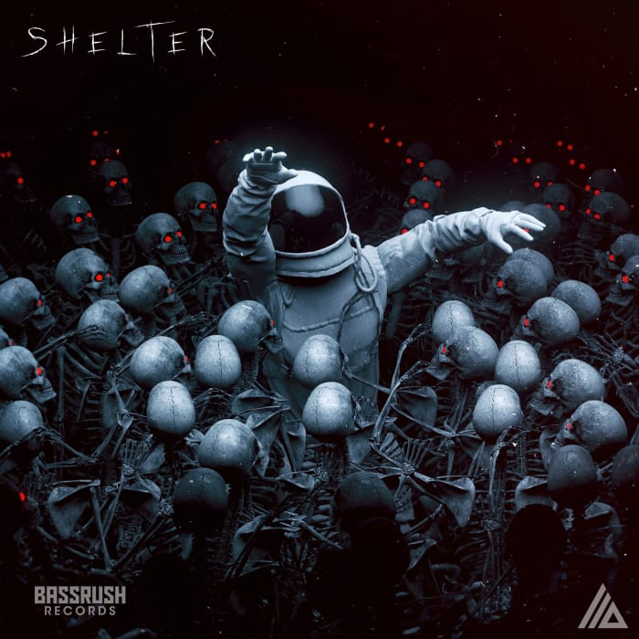 """ATLiens Drop Second Single """"Shelter"""" from Forthcoming Ghost Planet EP on Insomniac's Bassrush Records"""