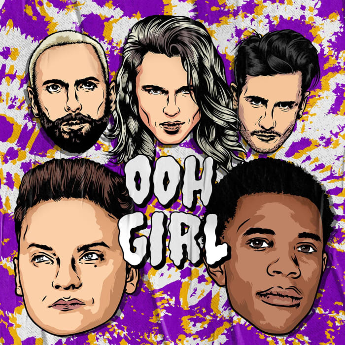 """Kriss Kross Amsterdam Drops Massive Collaborative Track with Conor Maynard and A Boogie wit da Hoodie, """"Ooh Girl"""""""