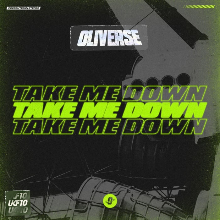 "Oliverse Releases ""Take Me Down"" for UKF's 10 Year Anniversary"