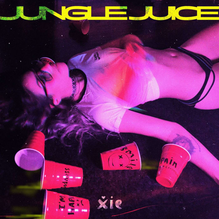 "Xie Drops ""Jungle Juice"" Ahead of Forthcoming EP, Art & Money"