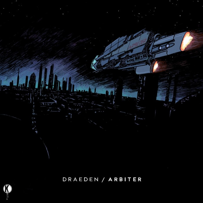 "Draeden Takes Us on a Sci-Fi-Themed Expedition in ""Arbiter"""