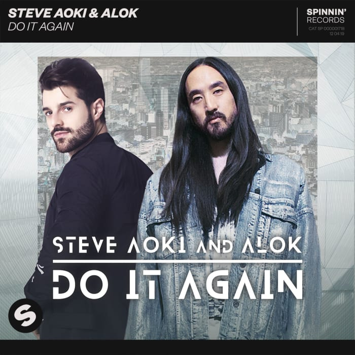 """Steve Aoki & Alok Pay Homage to The Chemical Brothers with Revival of """"Do It Again"""""""