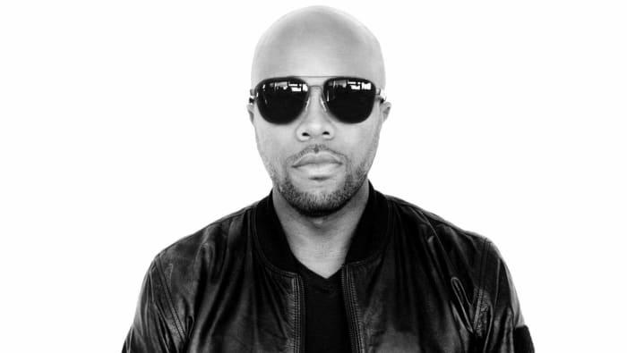DJ D-Nice.