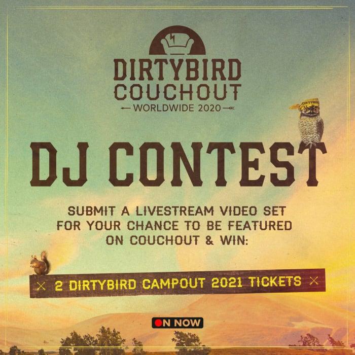 Dirtybird OnNow DJ contest