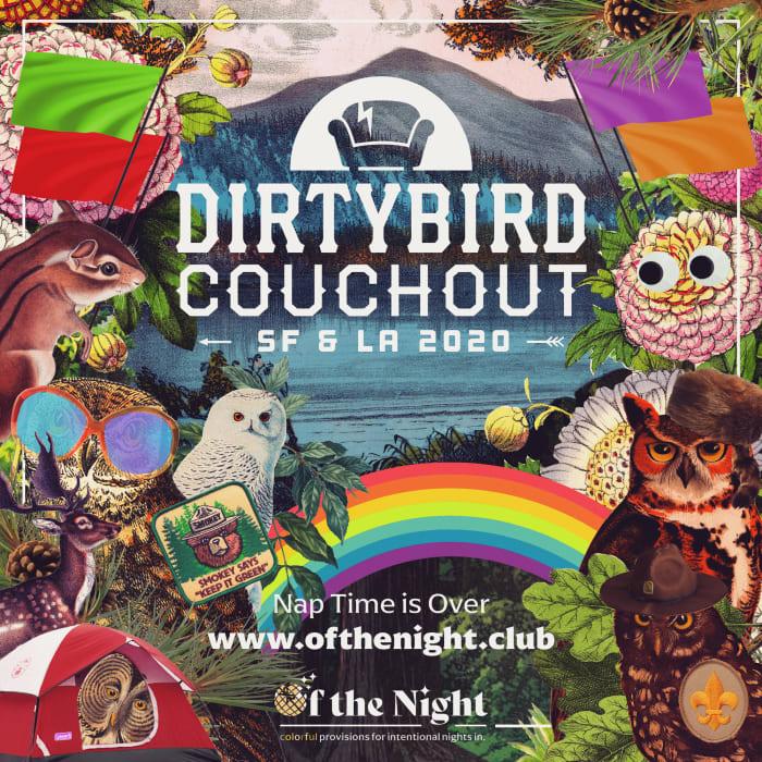 Dirtybird Couchout