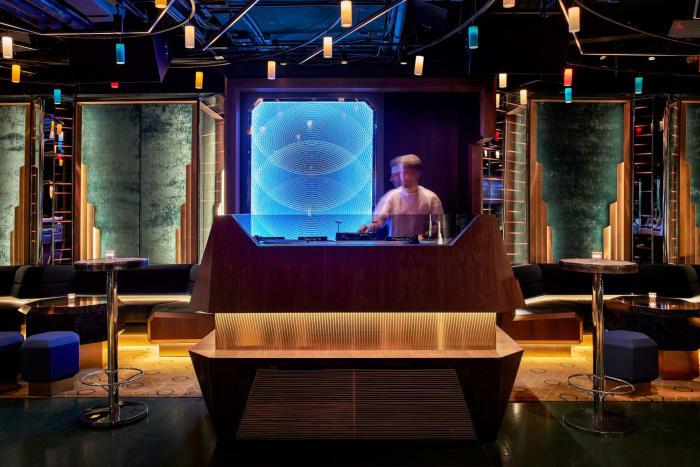 Cassio Nightclub, Hong Kong