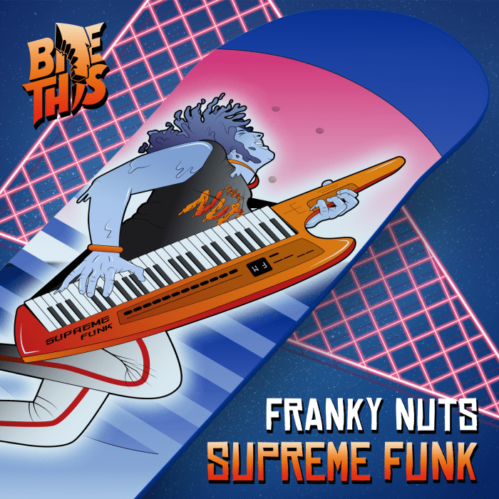 """Franky Nuts Gives His Signature Twist to Funk with New Single """"Supreme Funk"""""""