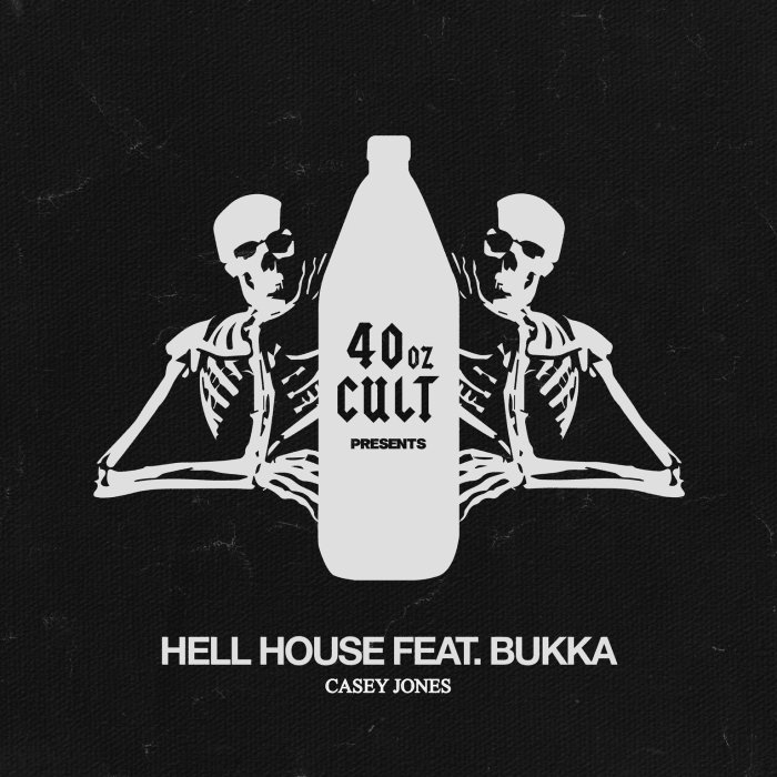 """Casey Jones Sets Fire to 40oz Cult with Label Debut Single """"Hell House"""" ft. Bukka"""