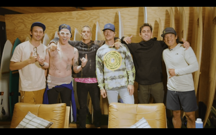 Diplo, Flume, Steve-O and more at the Surf Ranch