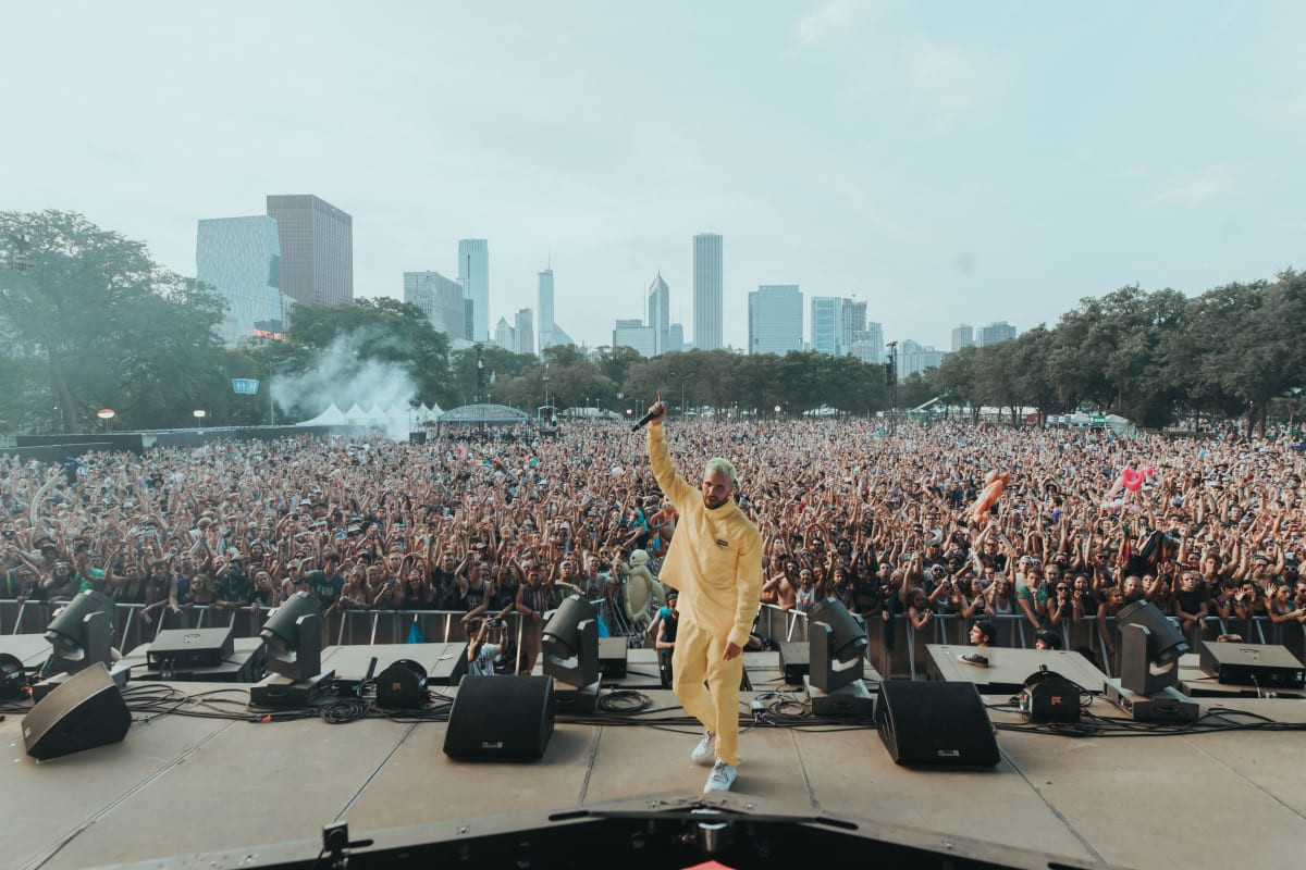 [WATCH] Complete Your Summer With Lollapalooza's Live Virtual Festival, Streaming Now - EDM.com