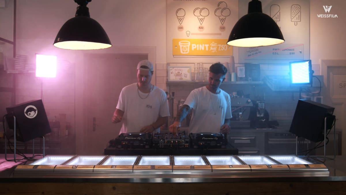 Watch Mat.Joe Debut New Dirtybird Track and More from a Berlin Gelato Shop [Video Premiere] - EDM.com