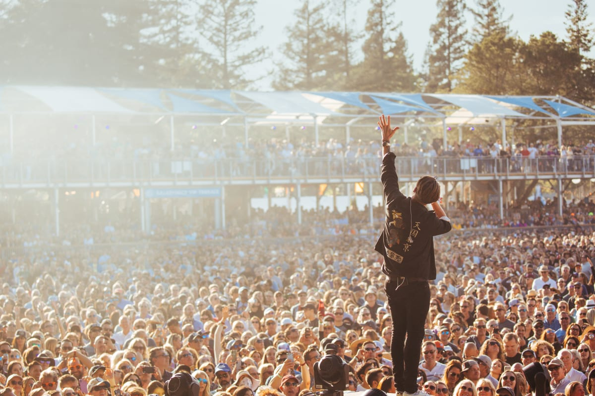 BottleRock Festival Cancelled, 2020 Headliners Rescheduled for 2021 Edition - EDM.com