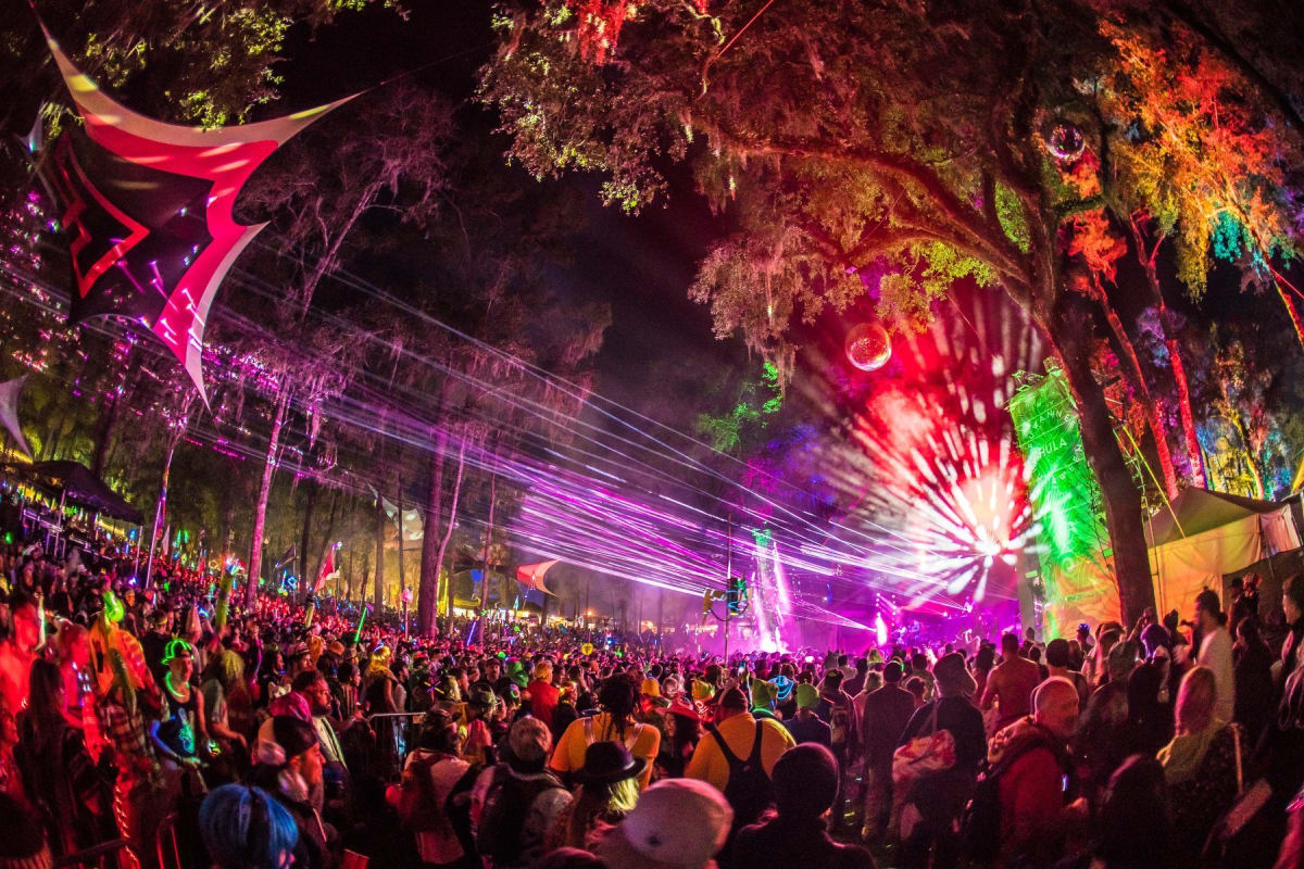 Suwannee Hulaween Abandons 2020 Event, Hints at Forthcoming Virtual Edition - EDM.com