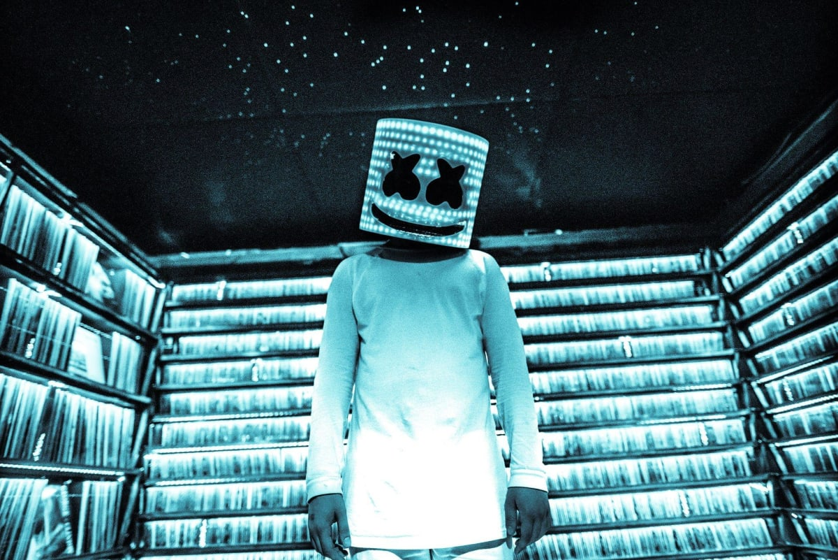 Marshmello Confirms New Album to Drop in 2020 - EDM.com