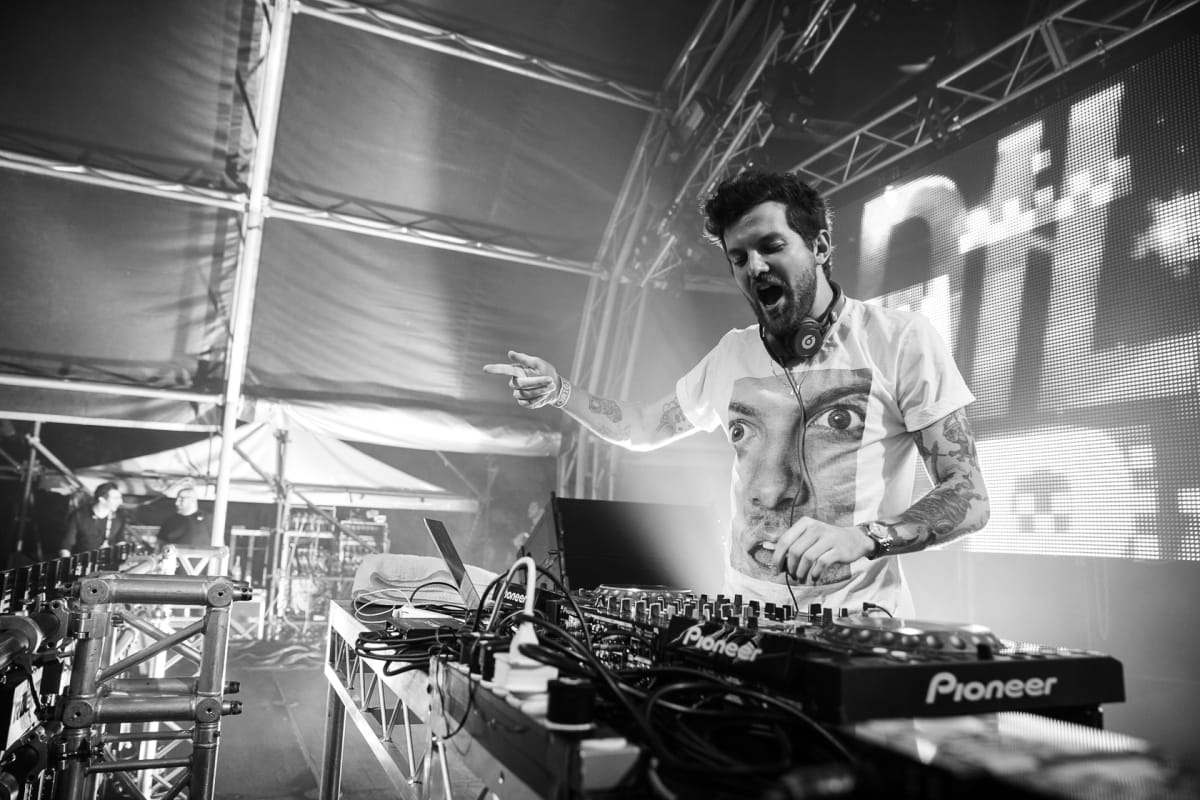 "Dance Into the Weekend with Dillon Francis' Eclectic ""Tomorrowland Friendship Mix"" - EDM.com"