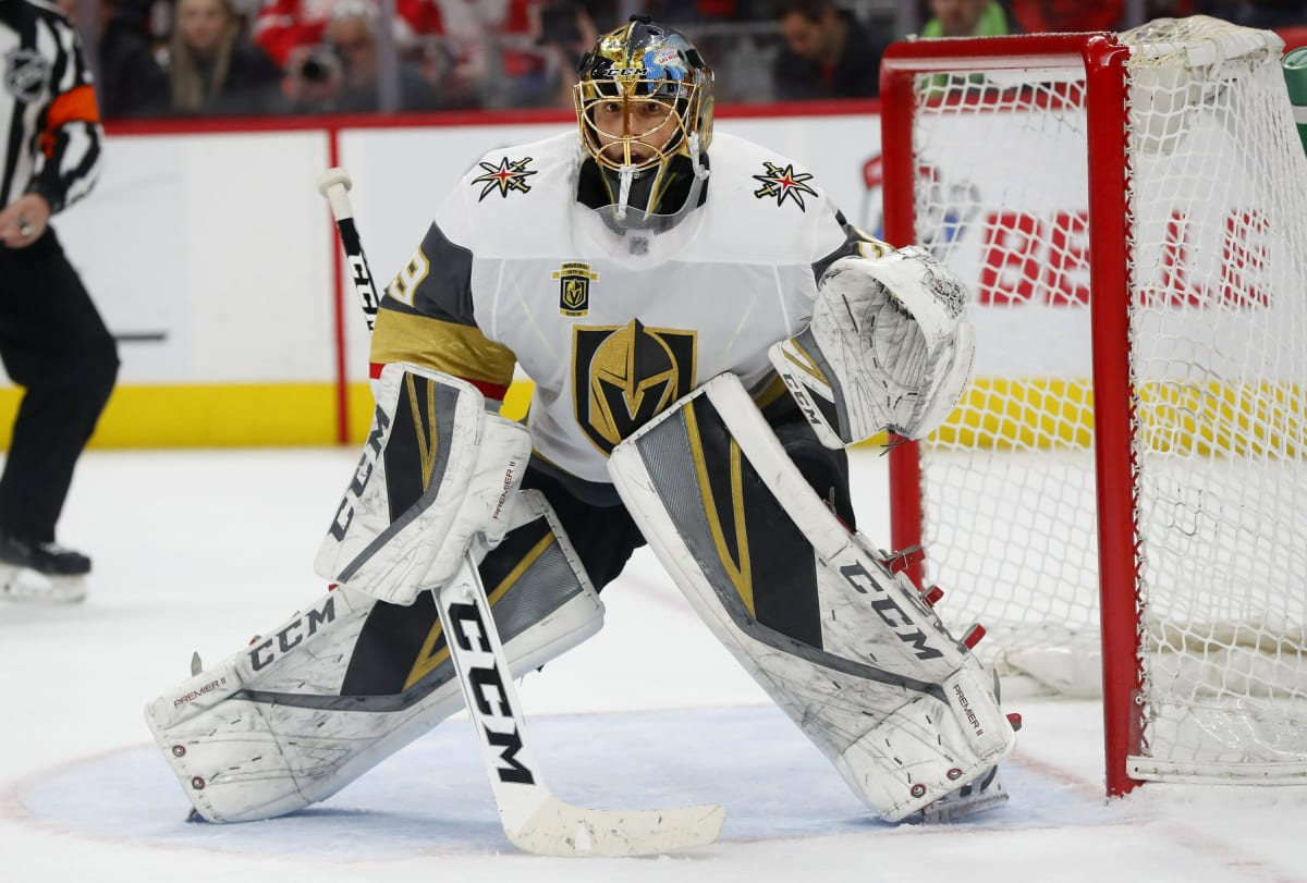 All-Star NHL Goalie Marc-André Fleury Listens to Tiësto and Calvin Harris Before Games - EDM.com