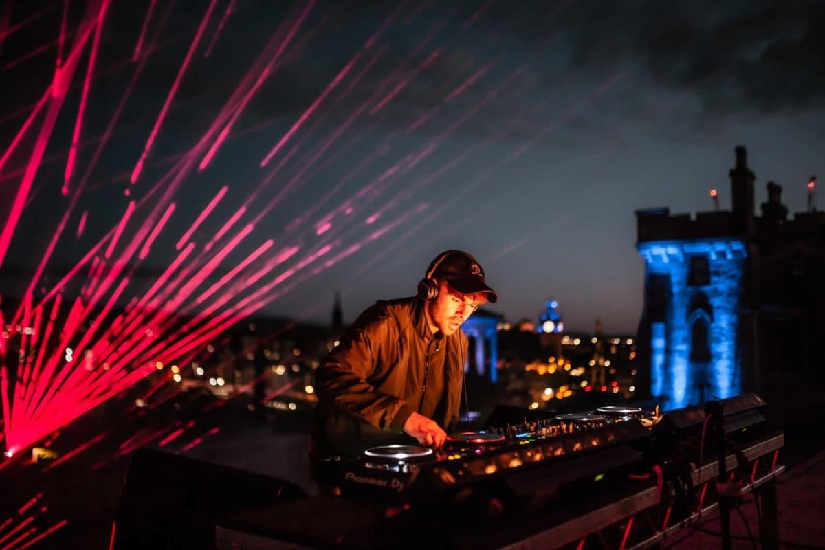 Watch Patrick Topping Play Mesmerizing Skyline Set Atop Scotland's Iconic Calton Hill - EDM.com