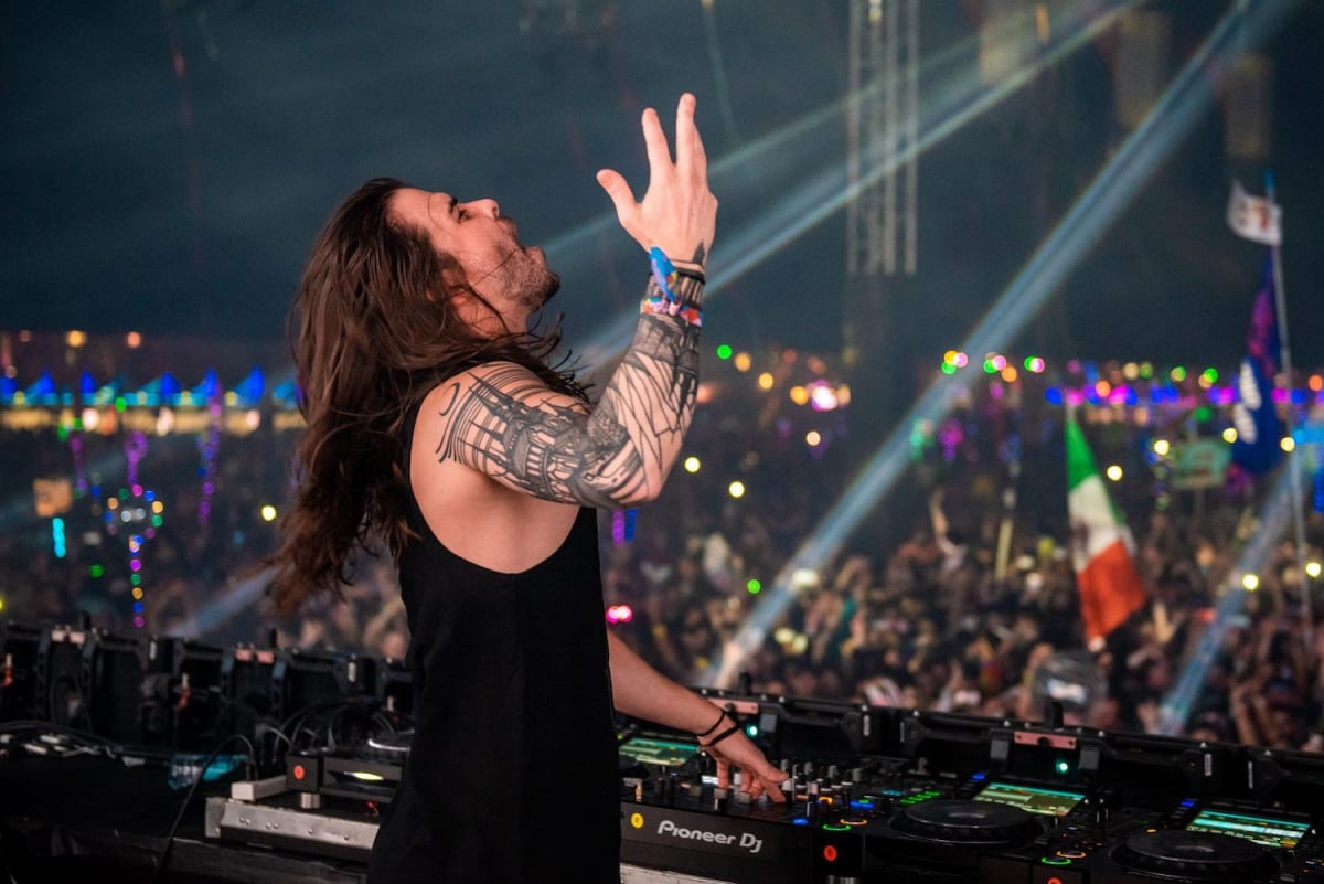 Join Our Watch Party for Seven Lions' Gorge Amphitheatre Stream, Now Live - EDM.com