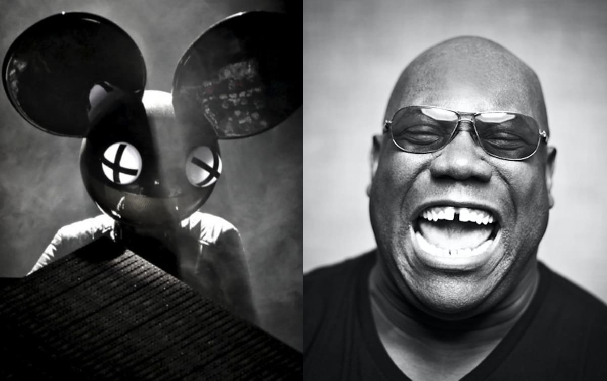 "Carl Cox and deadmau5 Are Being Interviewed Live on Spin's ""Kat Calls""—Watch Now - EDM.com"