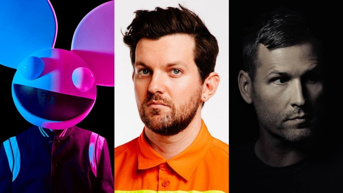 deadmau5, Dillon Francis, and Kaskade Dropped New Merch This Week - EDM.com