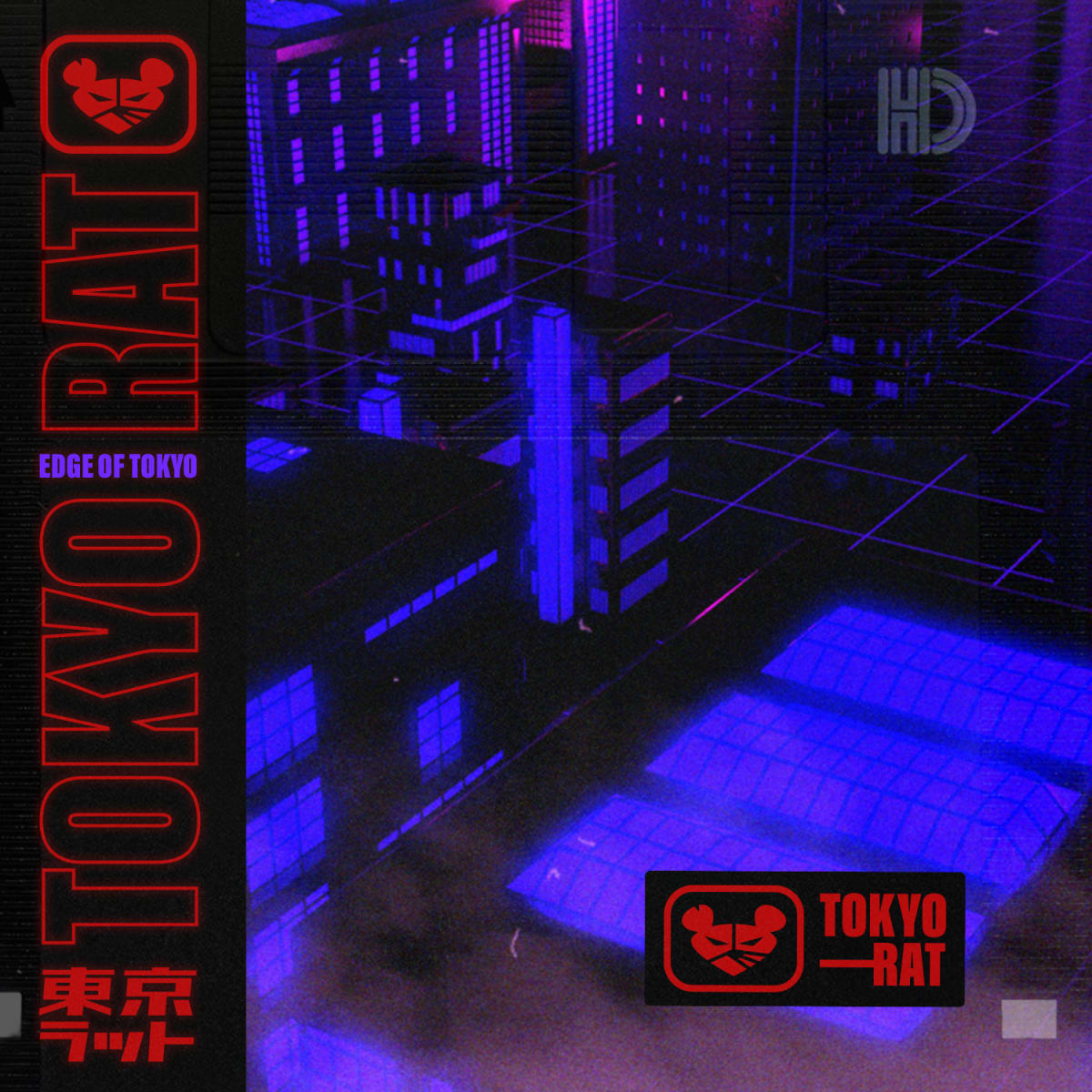 "Tokyo Rat Preps for Album with Futuristic New Single ""Edge of Tokyo"" - EDM.com"