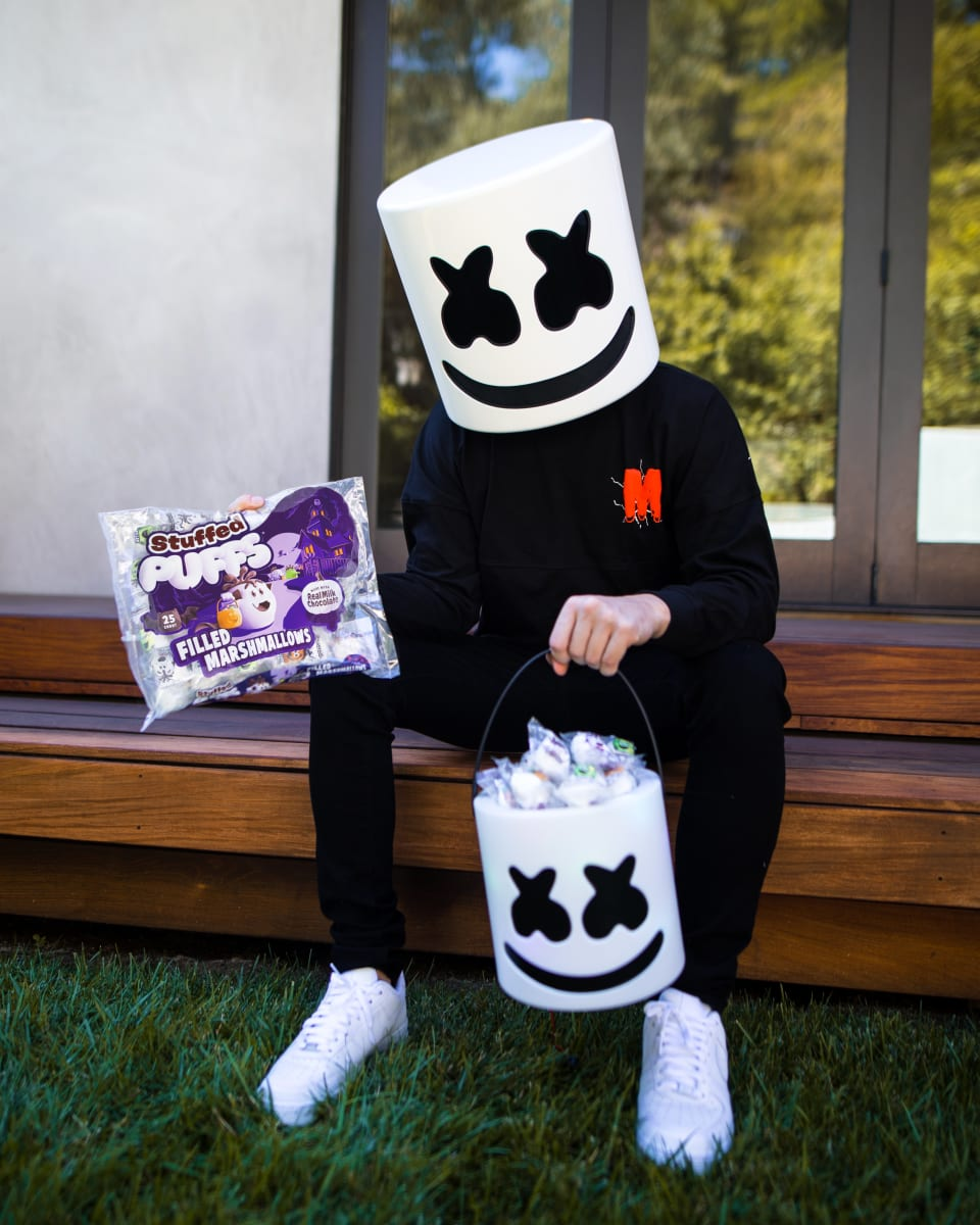 Marshmello is Teaming Up with a Marshmallow Company to Sell Marshmallows - EDM.com